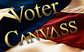 Voter Canvass